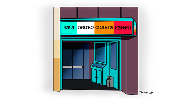 CULTURA - Mi Petit Madrid * - MENTENGUERRARAP EN POESíA O BARBARiE
